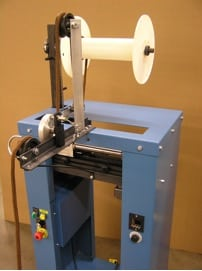 Roll-up and Spooling Machine
